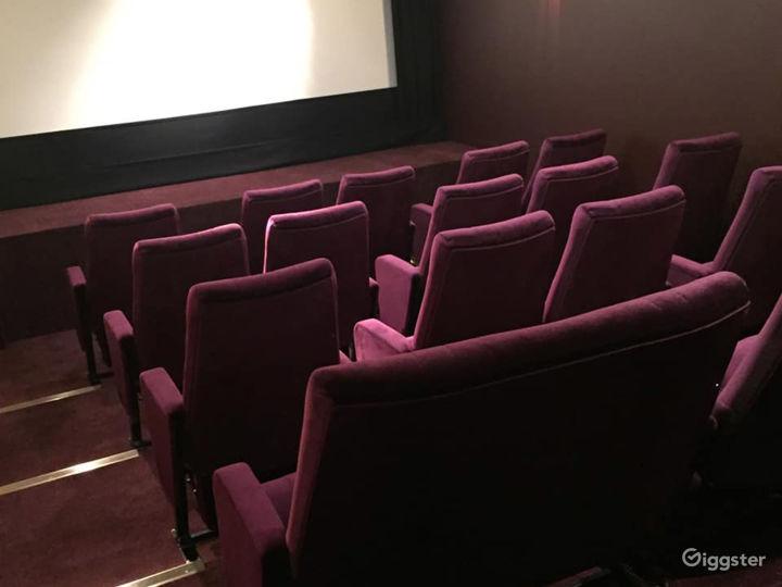Opulent Cinema in London Photo 5