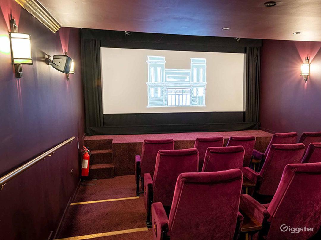 Opulent Cinema in London Photo 1