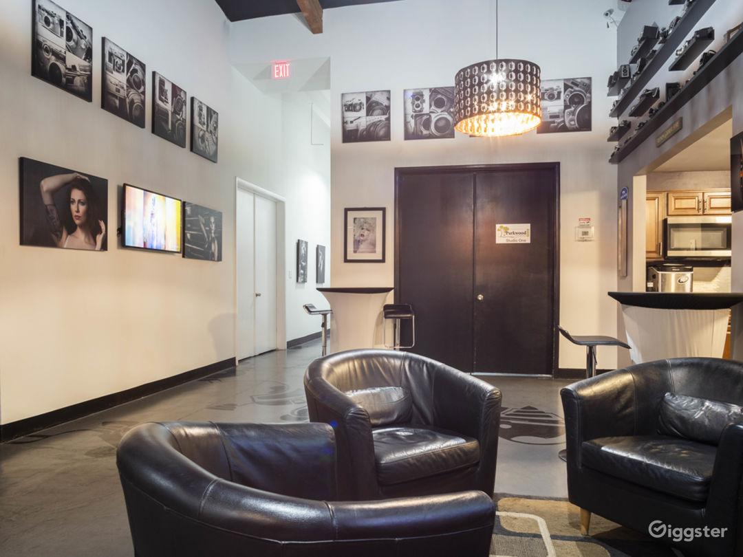 Complete & Designed Office Studio in Phoenix Photo 1