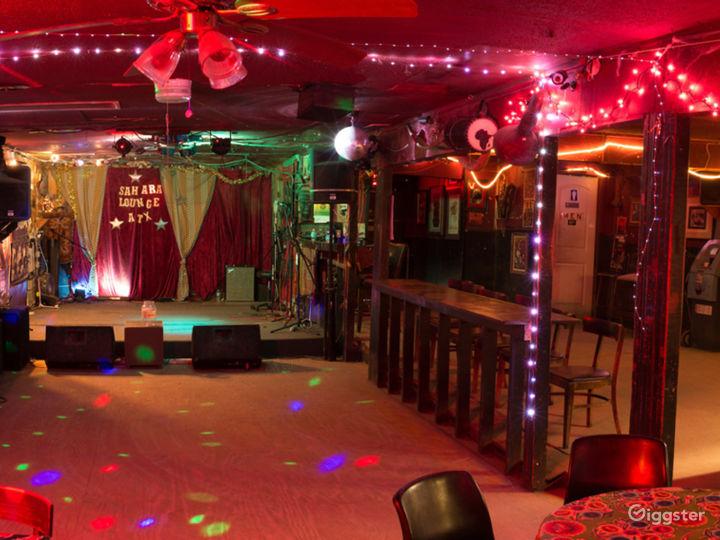 East Austin's One & Only Sahara Lounge