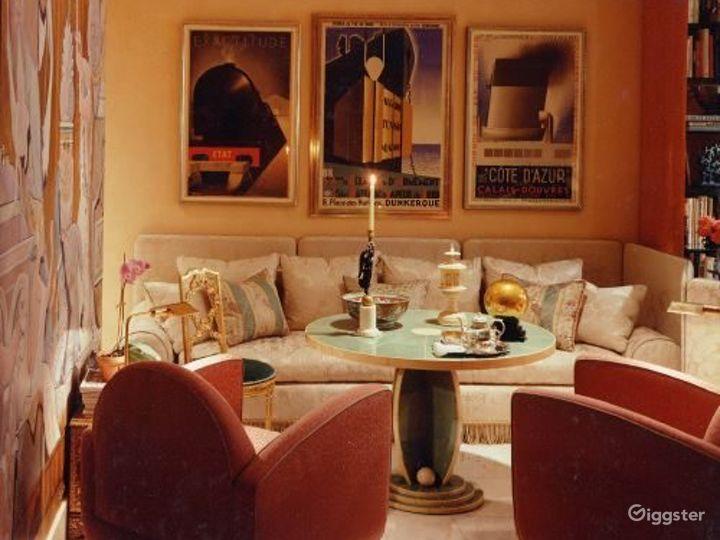 Ornate apartment: Location 2172 Photo 4