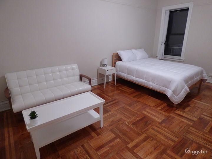 Master Bedroom/ Living Room