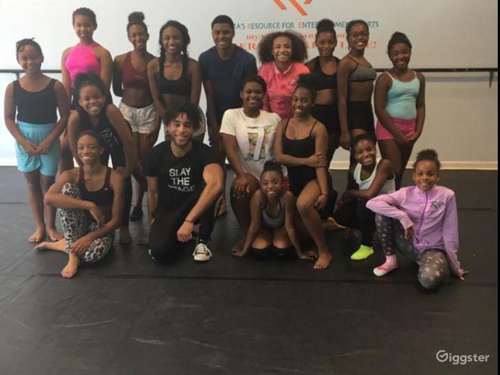 Dance Studio 1 in Atlanta Photo 5