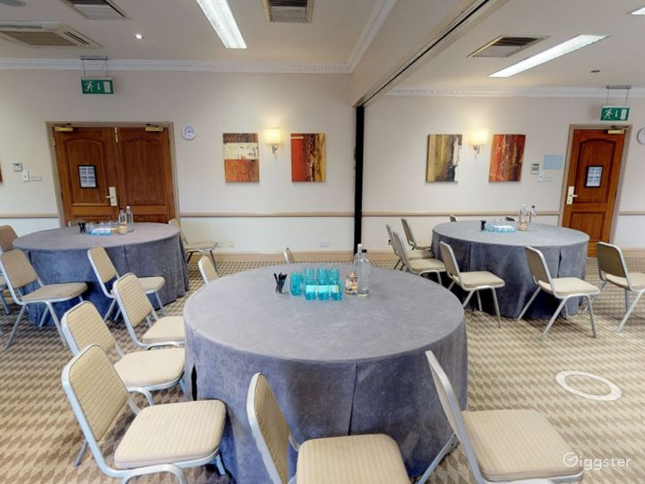 Merged Event Space for up to 120 people in Oxford Photo 5
