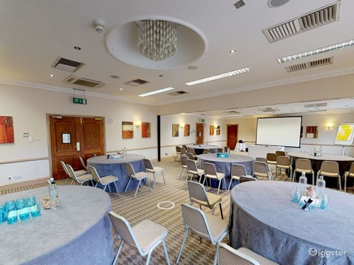 Merged Event Space for up to 120 people in Oxford Photo 3
