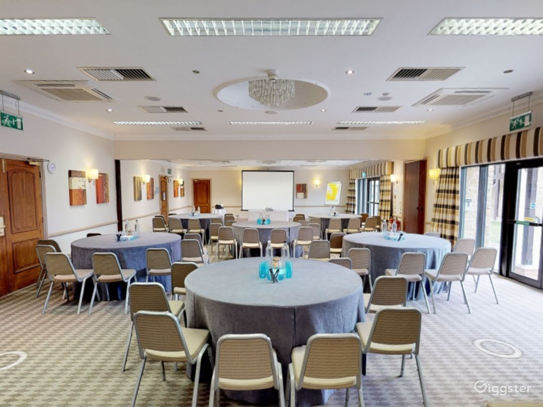 Merged Event Space for up to 120 people in Oxford Photo 1