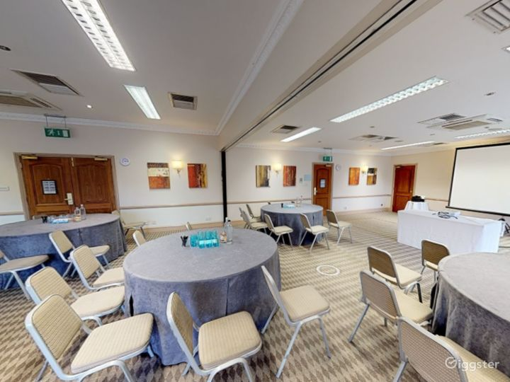 Merged Event Space for up to 120 people in Oxford Photo 4