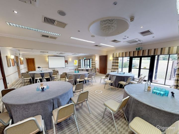Merged Event Space for up to 120 people in Oxford Photo 2