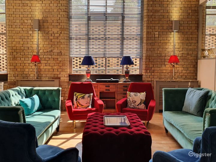 Great Studio in London Photo 2