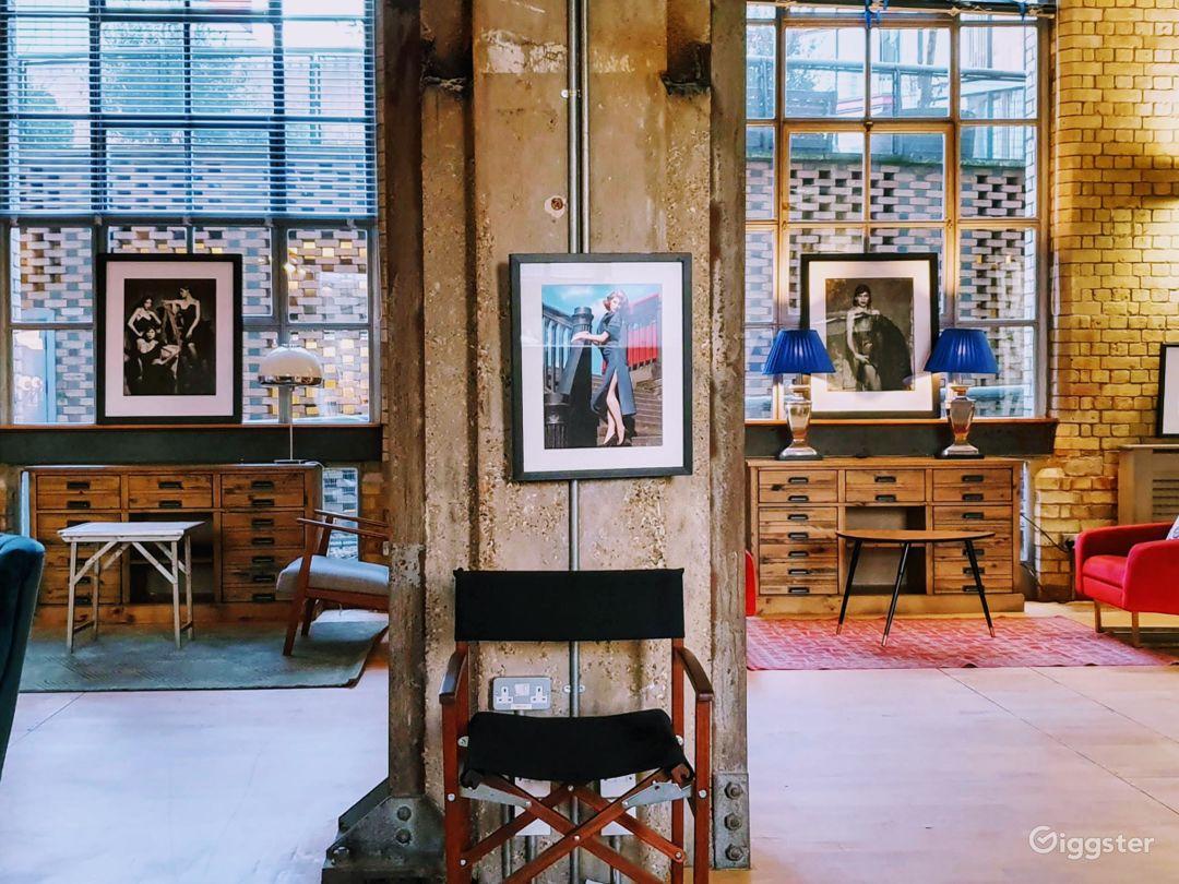 Great Studio in London Photo 1