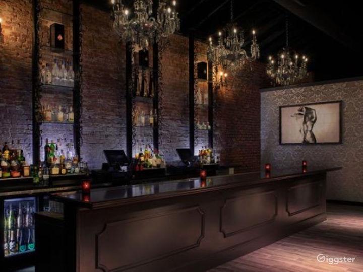 Dragonfly Hollywood: Main Bar in Main Room