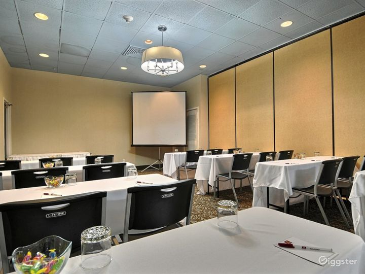 The Shelby - Conference Space in Memphis Photo 2