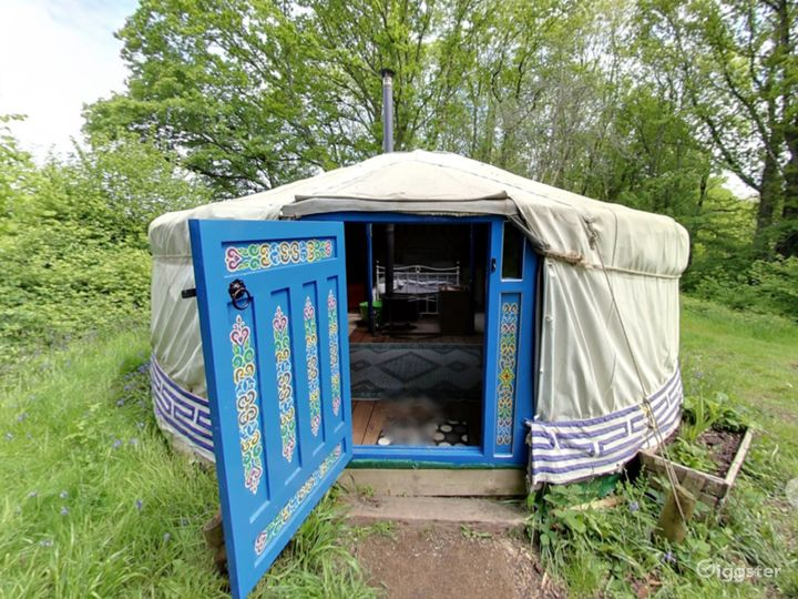 Bluebell Romantic Yurt in East Grinstead Photo 2