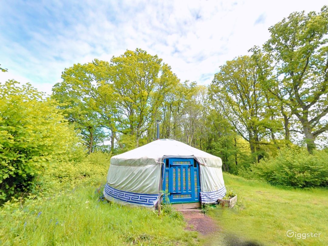 Bluebell Romantic Yurt in East Grinstead Photo 1