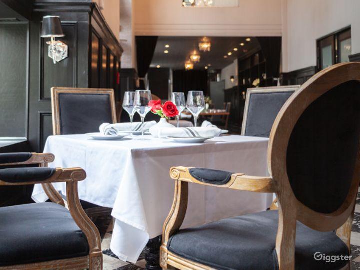 The Elegant Crystal Dining Room  Photo 2