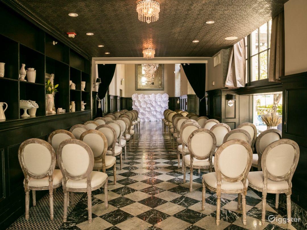 The Elegant Crystal Dining Room  Photo 1