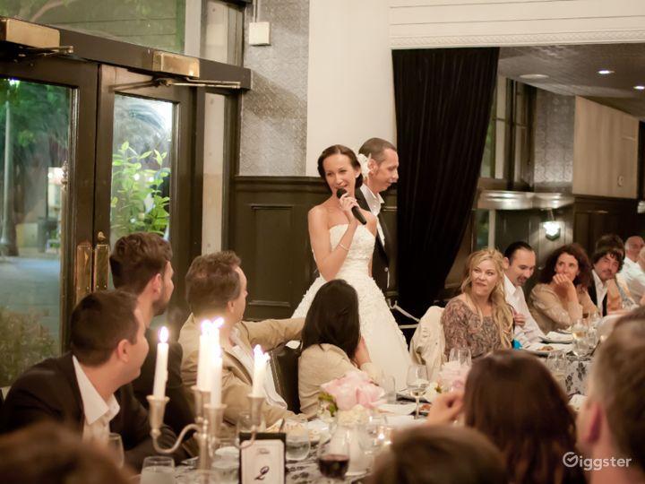 The Elegant Crystal Dining Room  Photo 5