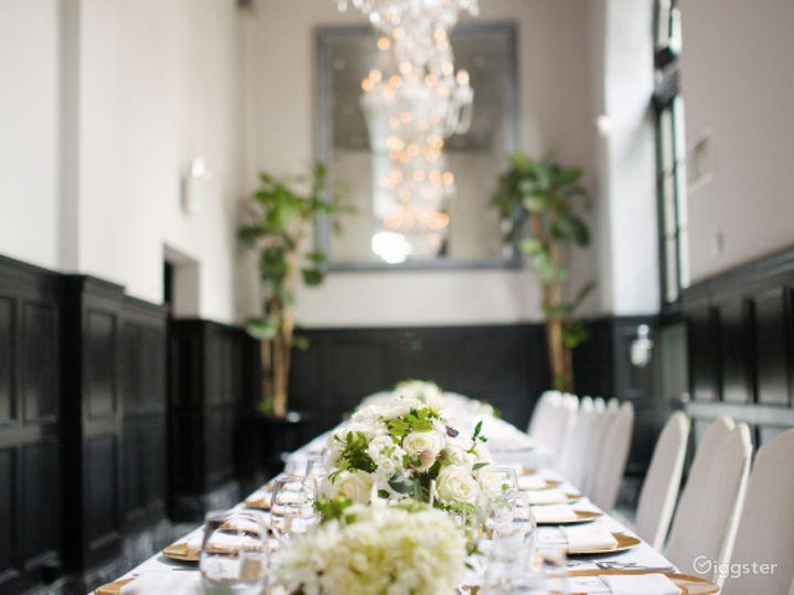 The Elegant Crystal Dining Room  Photo 3