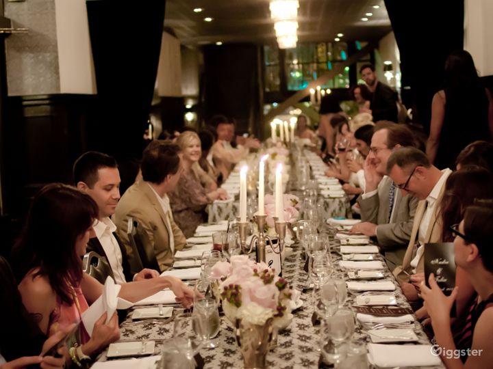 The Elegant Crystal Dining Room  Photo 4