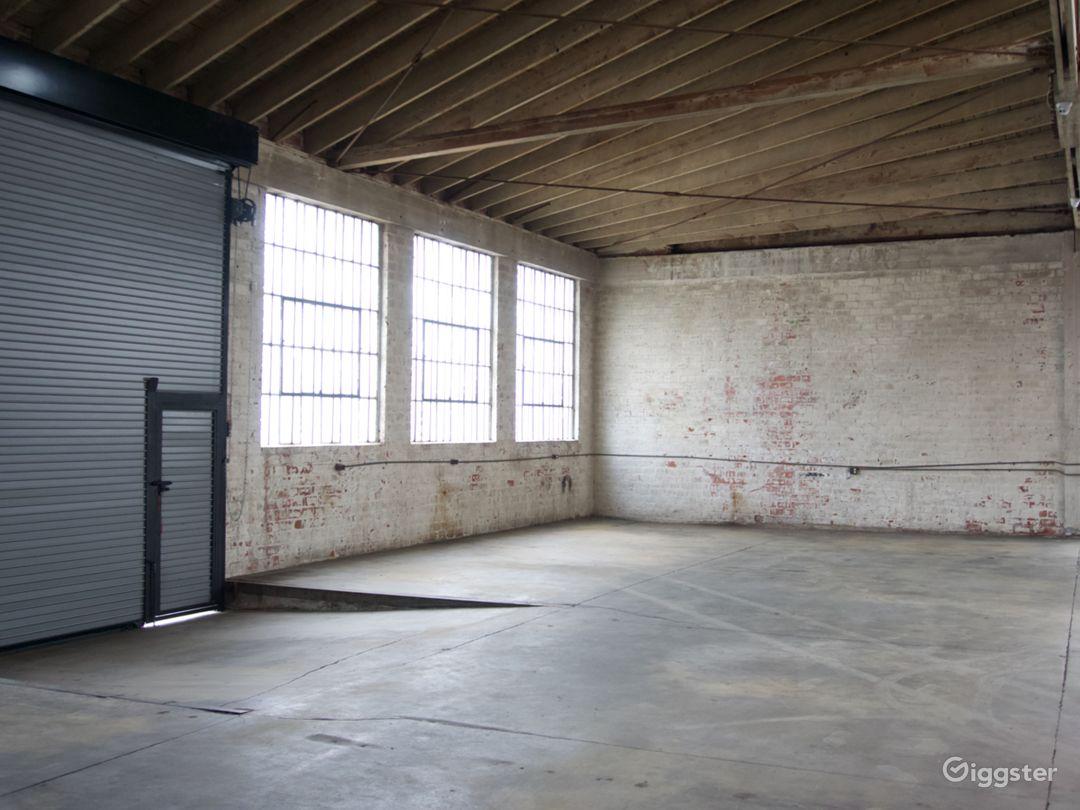 Warehouse Nebula Photo 1