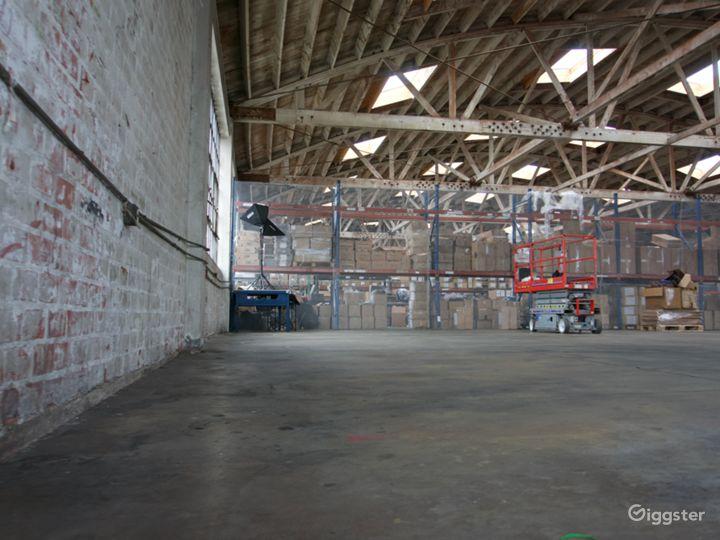 Warehouse Nebula Photo 4