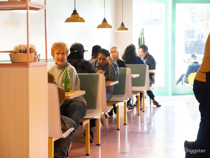 Vibrant & Fun Fast Casual Restaurant Photo 3