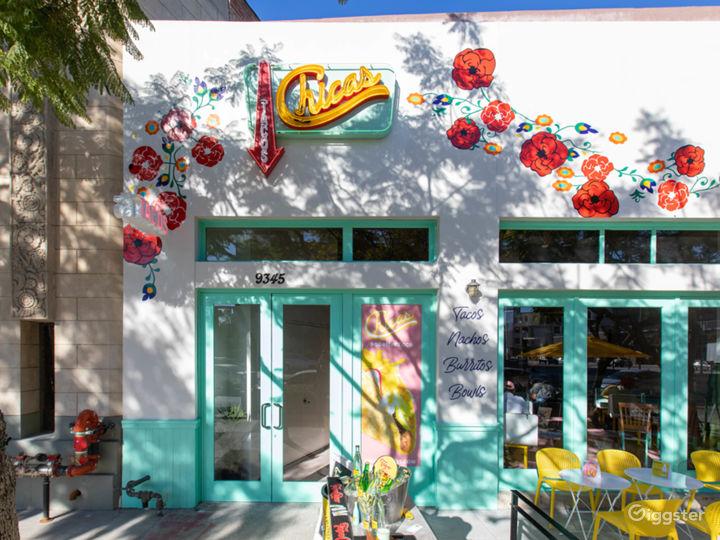 Vibrant & Fun Fast Casual Restaurant