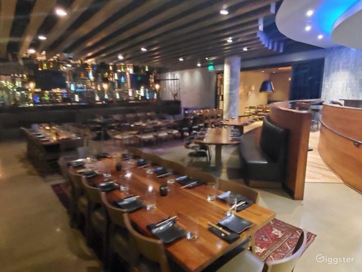 Elegant Private Dining Room Photo 3