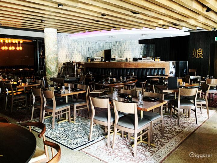 Elegant Private Dining Room Photo 4