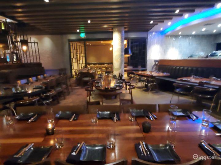 Elegant Private Dining Room Photo 2
