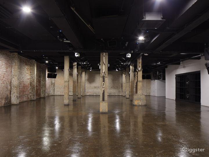 Warehouse Studio in London Photo 2