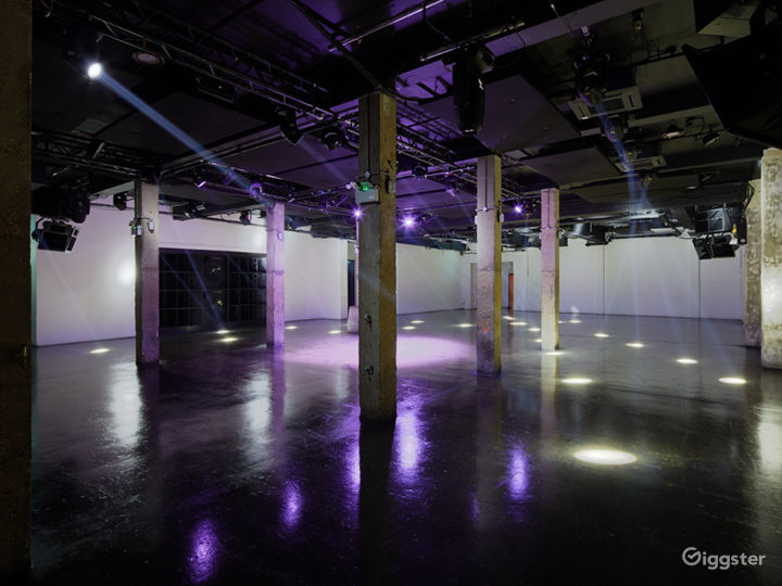 Warehouse Studio in London Photo 4