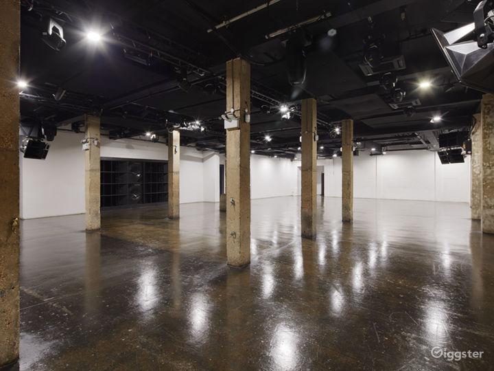 Warehouse Studio in London Photo 5