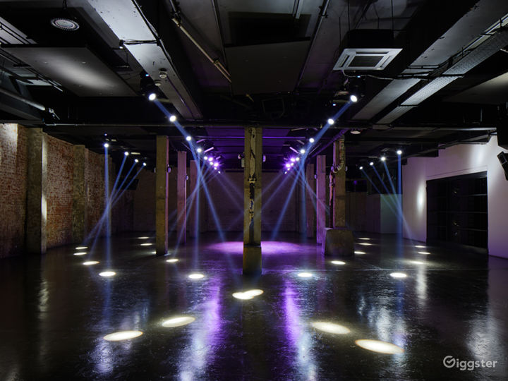 Warehouse Studio in London Photo 3