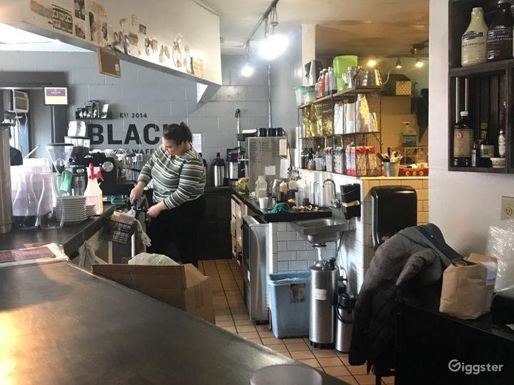 Elegant Coffee Shop in Minneapolis Photo 2