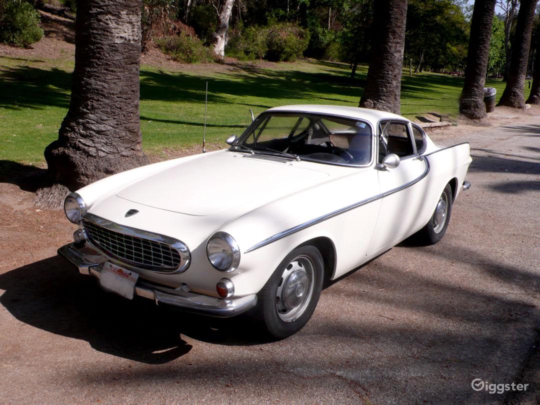 Volvo P1800 '66 coupe Photo 1