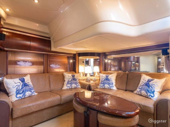 Superior 55ft SEA RAY Oceanika Party Yacht Space Events Photo 4