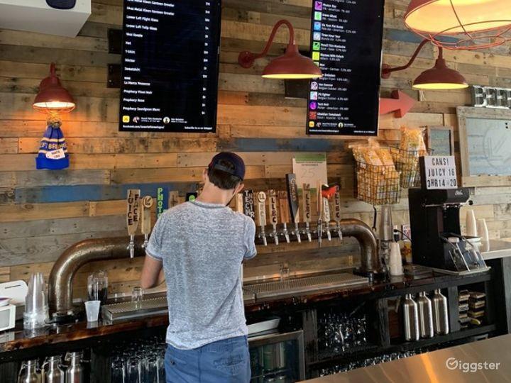Blissful Brewery Inside Bar Photo 2