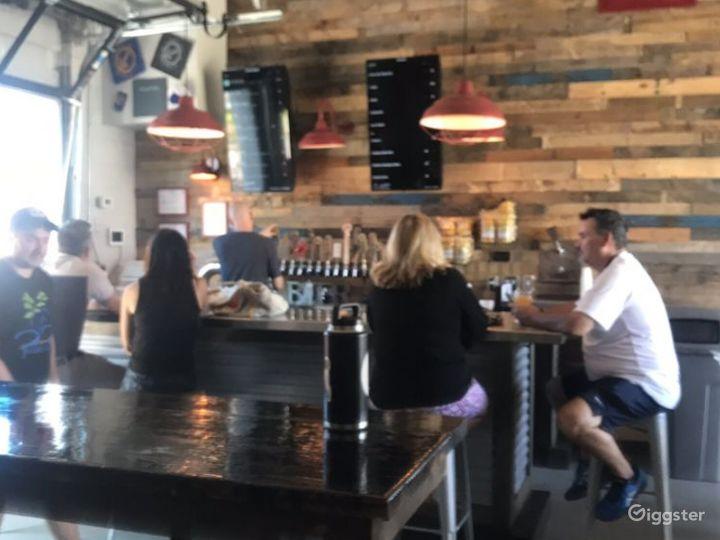 Blissful Brewery Inside Bar Photo 3