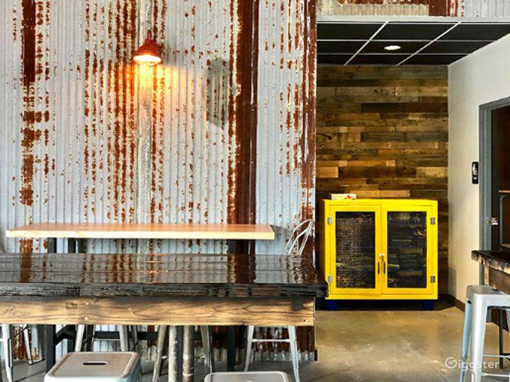 Blissful Brewery Inside Bar Photo 5
