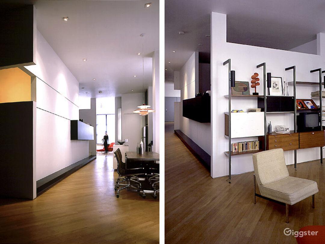 Dream Mid-Century Modern Loft Soho Photo 1