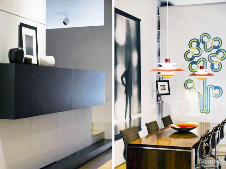 Dream Mid-Century Modern Loft Soho Photo 3