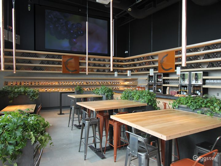 Parisian Cafe and Tasting Room in Bellevue Photo 5