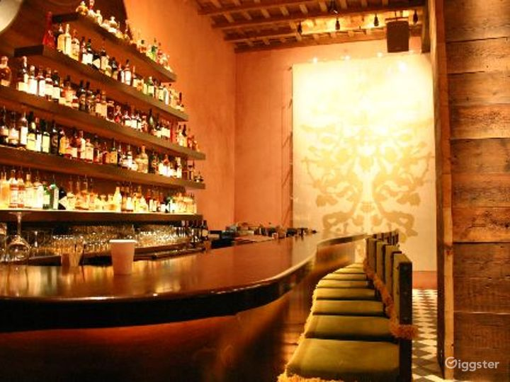 Upscale fashionable restaurant: Location 4110 Photo 3