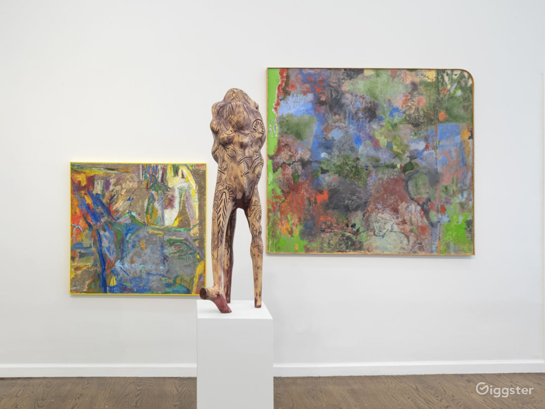 Upper East Side Contemporary Gallery Space Photo 5