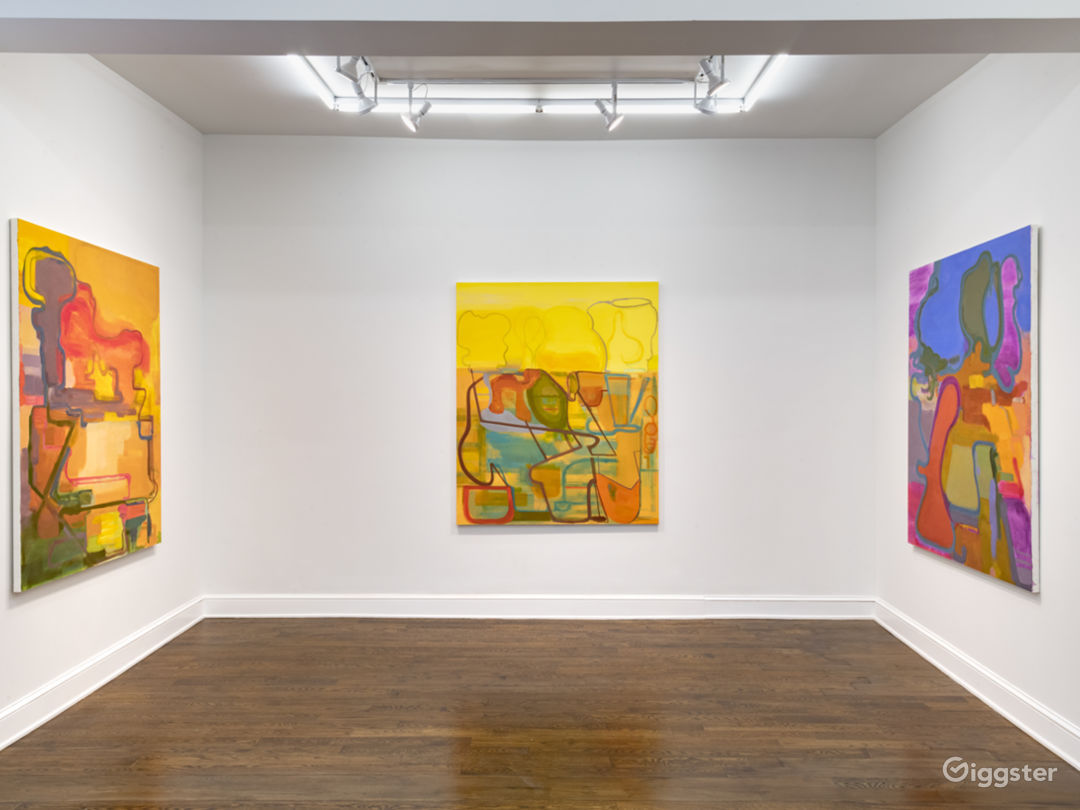 Upper East Side Contemporary Gallery Space Photo 1