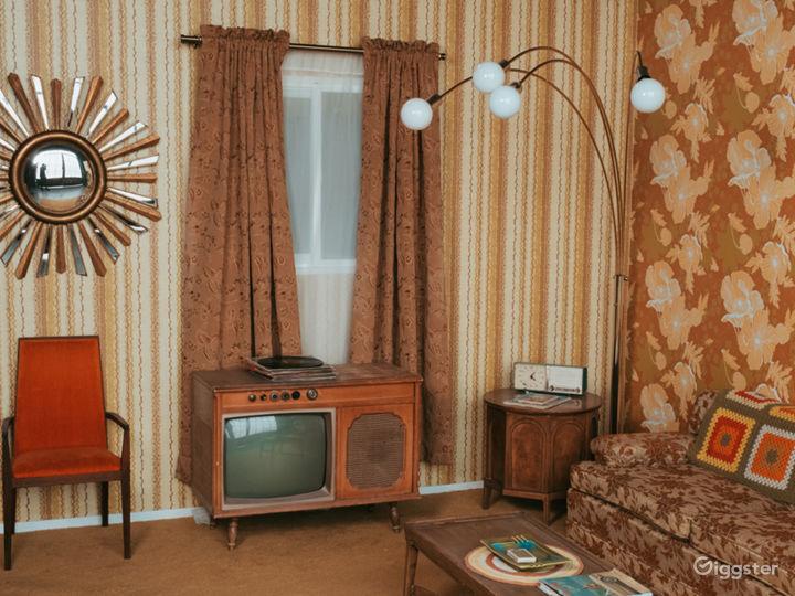 60's Vintage Mid Century House Photo 5