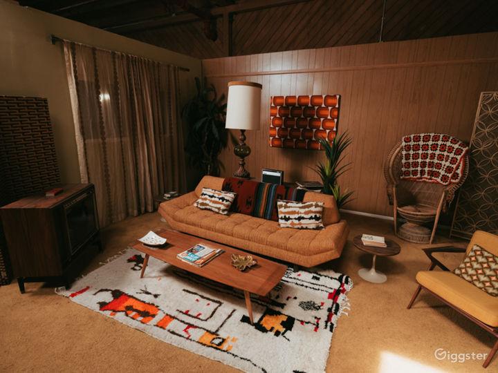 60's Vintage Mid Century House Photo 3