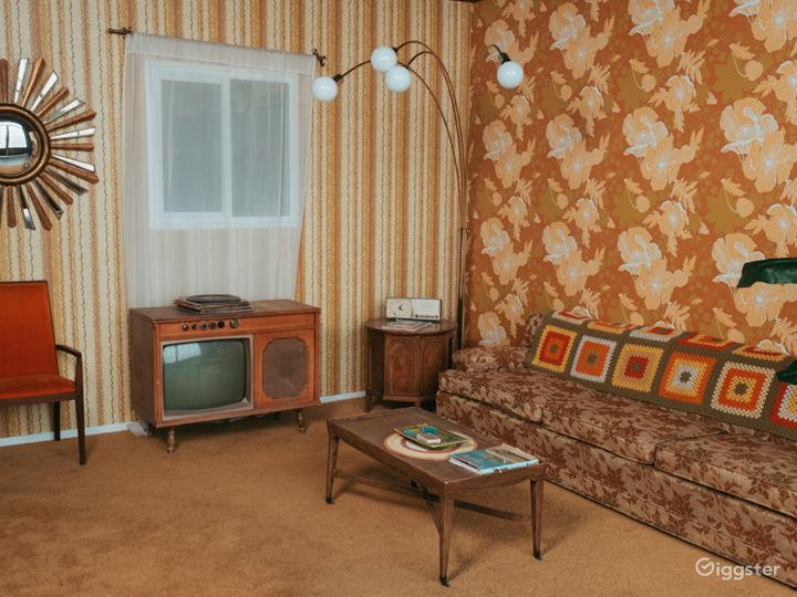 60's Vintage Mid Century House Photo 4