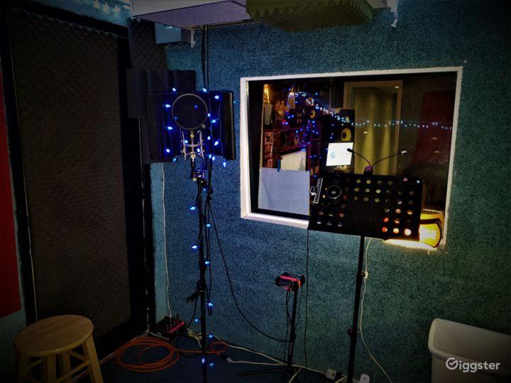 Recording Studio Photo 3
